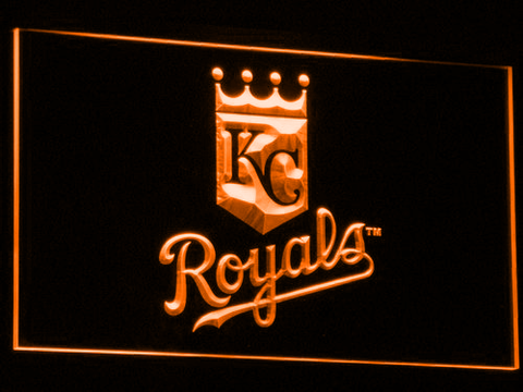 Kansas City Royals neon sign LED