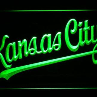 Kansas City Royals 2006-2011 - Legacy Edition neon sign LED