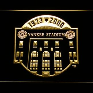 New York Yankees Stadium - Legacy Edition neon sign LED