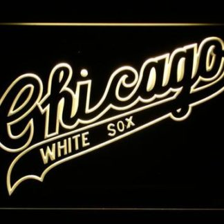 Chicago White Sox 1971-1975 - Legacy Edition neon sign LED