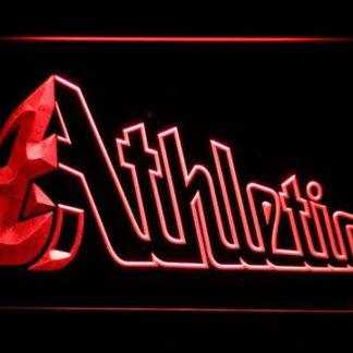 Oakland Athletics 1999 Turn Ahead the Clock Logo - Legacy Edition neon sign LED