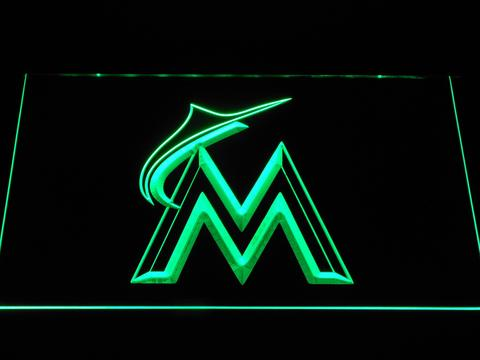 Miami Marlins neon sign LED