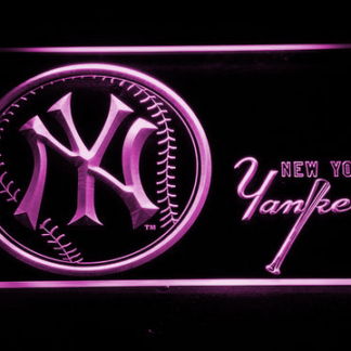 New York Yankees Baseball neon sign LED