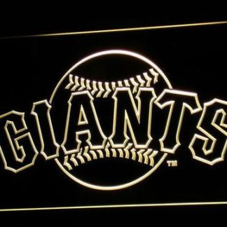 San Francisco Giants neon sign LED