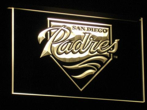 San Diego Padres - Legacy Edition neon sign LED