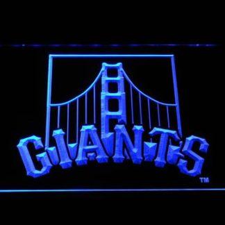 San Francisco Giants Golden Gate Bridge neon sign LED