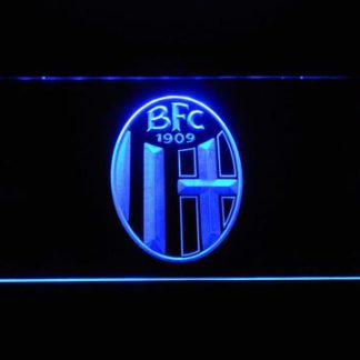 Bologna F.C. 1909 neon sign LED