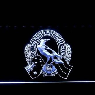 Collingwood Football Club neon sign LED