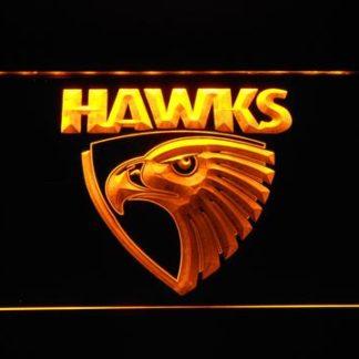 Hawthorn Hawks neon sign LED