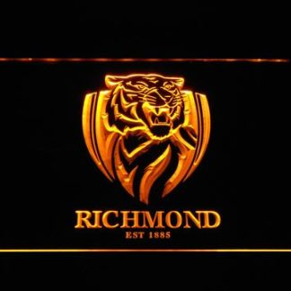 Richmond Tigers neon sign LED