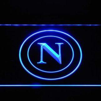 S.S.C. Napoli neon sign LED