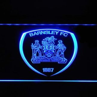 Barnsley F.C. neon sign LED