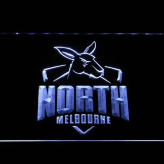 North Melbourne Kangaroos neon sign LED