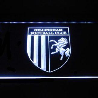 Gillingham F.C. neon sign LED