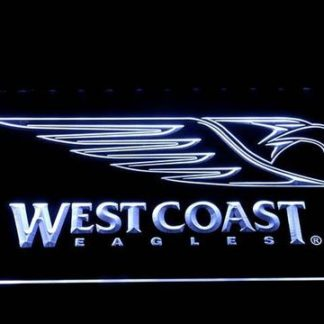 West Coast Eagles neon sign LED