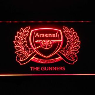 Arsenal F.C. 125th Anniversary Logo neon sign LED