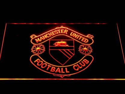 Manchester United Football Club - Legacy Edition neon sign LED