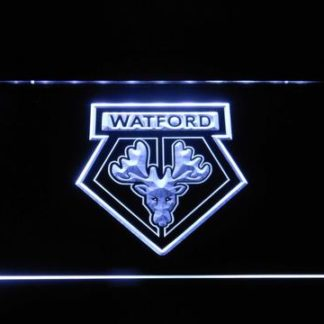 Watford F.C. neon sign LED