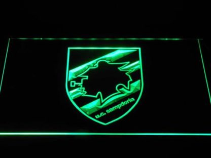 U.C. Sampdoria neon sign LED
