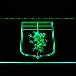 Genoa C.F.C. neon sign LED
