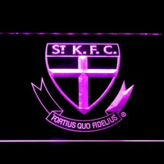 St. Kilda Saints neon sign LED