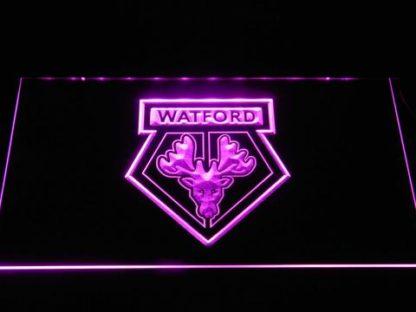 Watford F.C. neon sign LED