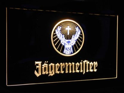 Jagermeister Deer Head Dual Color Led Neon Sign neon sign LED