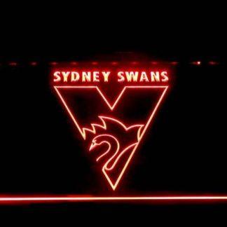 Sydney Swans AU Football Club neon sign LED
