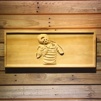 Mac Dre Thizz In Peace Wood Sign neon sign LED