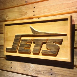 New York Jets 1978-1997 Wood Sign - Legacy Edition neon sign LED