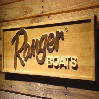 Ranger Boats Wood Sign neon sign LED