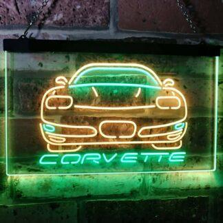 Chevrolet Corvette LED Neon Sign neon sign LED