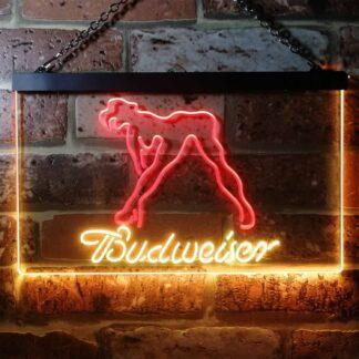 Budweiser Dancer LED Neon Sign neon sign LED