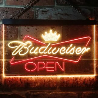 Budweiser Open Store LED Neon Sign neon sign LED
