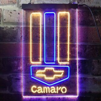 Chevrolet Camaro Emblem LED Neon Sign neon sign LED