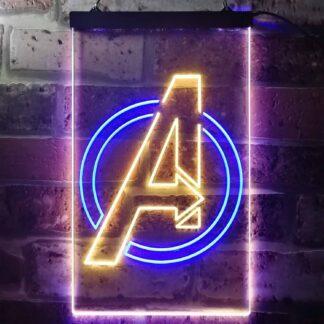 Captain America Avengers LED Neon Sign neon sign LED