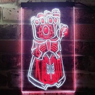 Avengers Infinity Gauntlet LED Neon Sign neon sign LED
