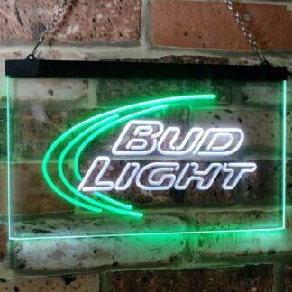 Bud Light Logo 1 LED Neon Sign neon sign LED