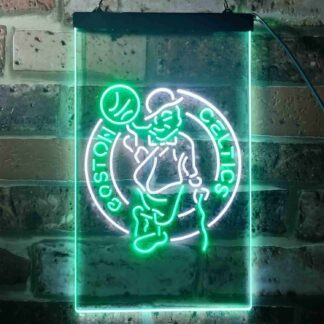 Boston Celtics Logo 1 LED Neon Sign - Legacy Edition neon sign LED