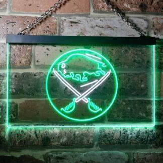 Buffalo Sabres Logo 1 LED Neon Sign neon sign LED