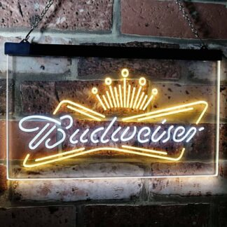 Budweiser Crown 1 LED Neon Sign neon sign LED