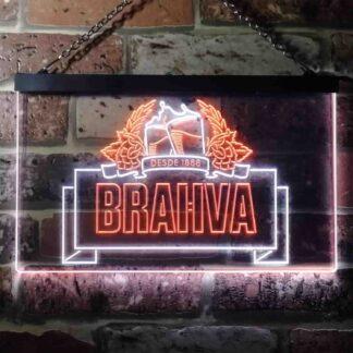 Brahva Beer Logo 1 LED Neon Sign neon sign LED