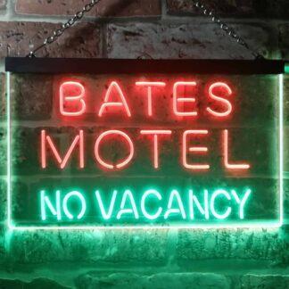 Bates Motel No Vacancy LED Neon Sign neon sign LED