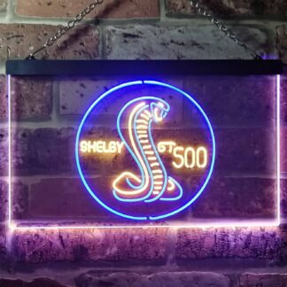 Ford Shelby GT500 LED Neon Sign neon sign LED