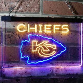 Kansas City Chiefs LED Neon Sign neon sign LED