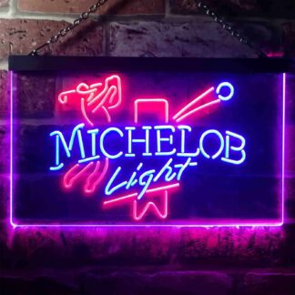 Michelob Light - Golf LED Neon Sign neon sign LED
