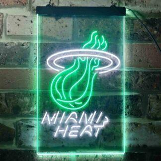 Miami Heat Logo LED Neon Sign neon sign LED
