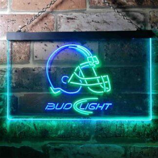 Cleveland Browns Bud Light 1 LED Neon Sign neon sign LED