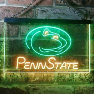 Penn State Nittany Lions Logo 1 LED Neon Sign neon sign LED