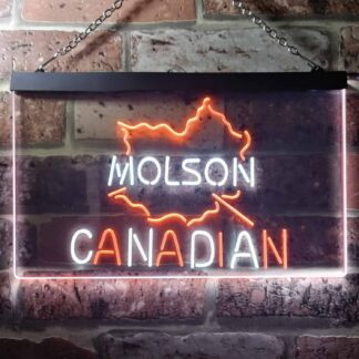 Molson Maple 1 LED Neon Sign neon sign LED